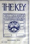 THE KEY VOL 33 NO 4 DEC 1916.pdf
